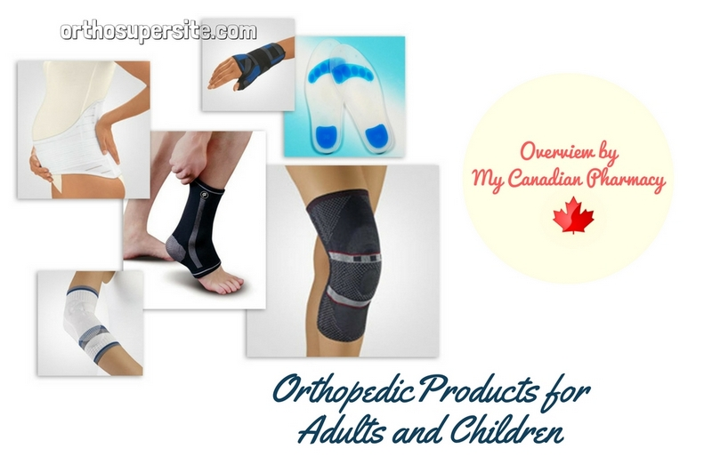 Orthopedic Products for Adults and Children