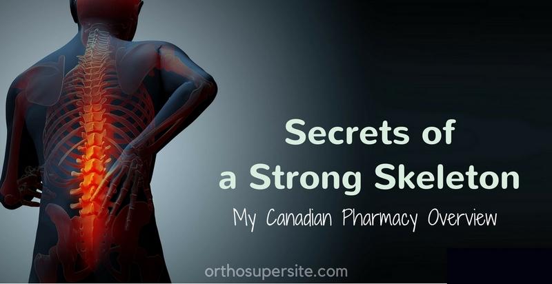 Secrets of a Strong Skeleton